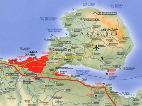Península de Akrotiri