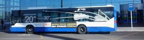 Bus  C 6 Aeropuerto Alicante,transport Alicante,autobús aeropuerto Alicante