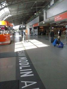 Aeropuerto de Varsovia Modlin